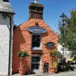 Stadtbummel in Wales' kleinster Stadt